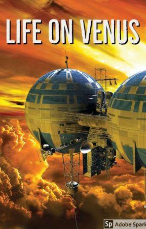 Life on Venus by nitronaut