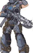 gears of war x rwby  by walle001