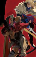 The New Guilty Gear (RWBY X Guilty Gear X Male Reader) by RevZero25