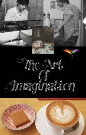 The Art Of Imagination by BlueAndGreen97