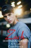 ZACH HOFFMAN  (My Annoying sweetheart)  cover
