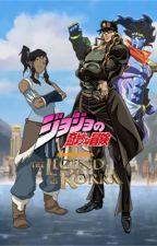 JOVATAR:The Legend of Korra by Etyion37