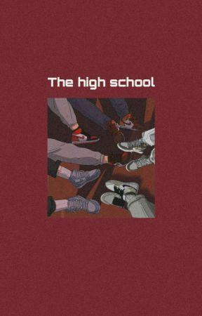 The High School by hiddlestxn