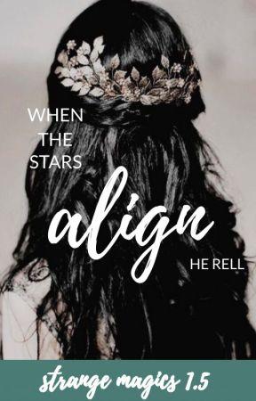 Strange Magics 1.5: When the Stars Align- a M/F Demisexual/ Transgender romance by herellwrites