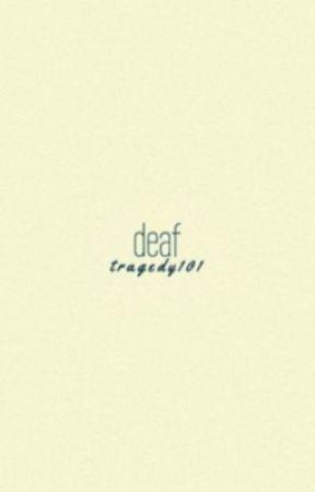 Deaf ❥  h.s. (Arabic Translation) by Salma_Essam