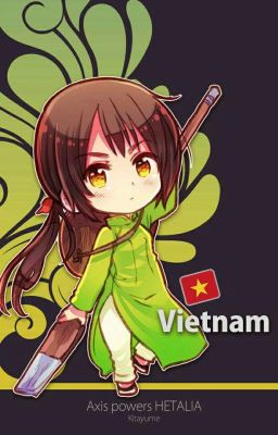 (APH) Truyện Việt Nam And The Word (Drop)