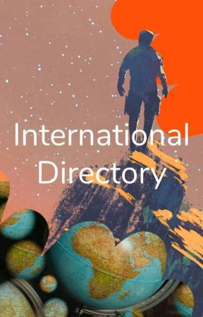International Directory by WattpadHistoricalRomance