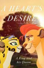 A Heart's Desire by PrincessGG101