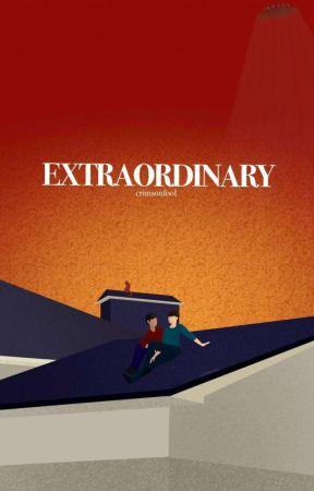 Extraordinary by crimsonfool