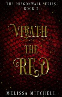 Verath the Red (DRAGONWALL SERIES 3) cover