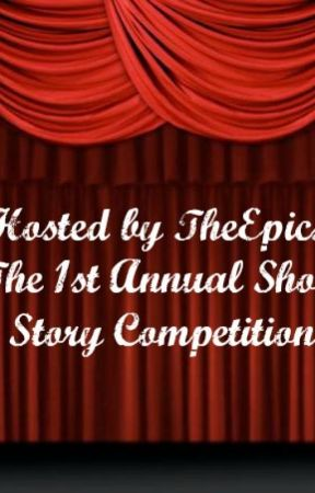 The 1st Annual Story Contest--Hosted by TheEpics by TheEpics_