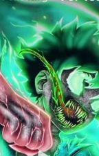 Spider-Izuku Venomised by Cheetahx2