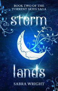 Stormlands ( Book 2 of the Torrent Skies Saga) cover