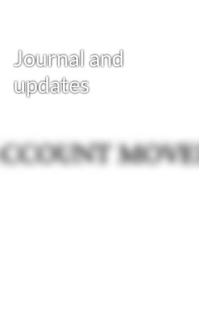 Journal and updates by Dramen-Shipping-God