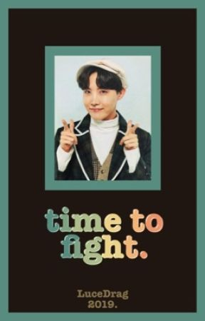 time to fight - vhope o.s. by LuceDrag