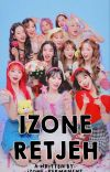 Izone Retjeh ✔ cover