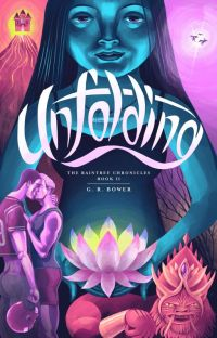 Unfolding: The Raintree Chronicles Book 2 cover