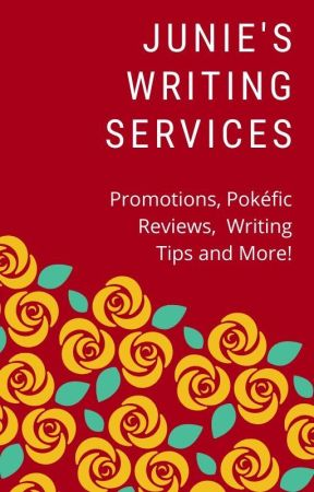 Junie's Writing Services (Open) by JunieWeathers