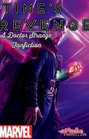 Time's Revenge - Doctor Strange by the_odyssey_