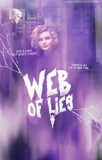 WEB OF LIES ◌ DRACO MALFOY, extremely slow updates cover