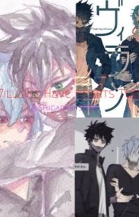 Villains Have Hearts Too- A Shigadabi Story cover