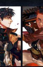 Red Hood And Damian Wayne by Jaydami21