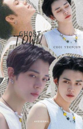 Ghost Town    Choi Yeonjun by avevegail