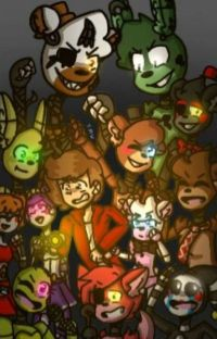 TheFamousFilms FNAF One-shots 2.0 cover