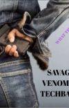 SAVAGE VENOM cover