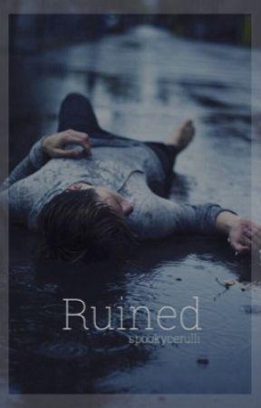 ruined || lashton by spookycerulli