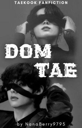 ✔️ Dom Tae // BTS TaeKook 18+ by nanaberry9795