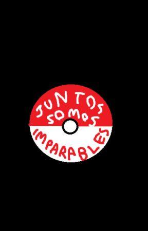 juntos somos imparables by kumunku