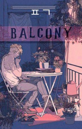 balcony |namjin|~|Complete| by farbomiz