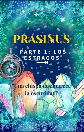PRASINUS by Dovewing_Love