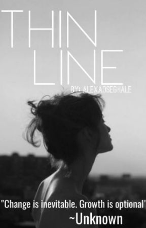 Thin Line by AlexaOseghale
