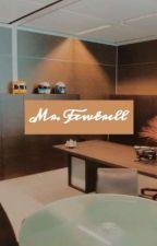 Mr. Fewtrell || Max Fewtrell  by formulaliv