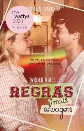 Regras Mais Selvagens |1|  ✓ by PricillaCaixeta