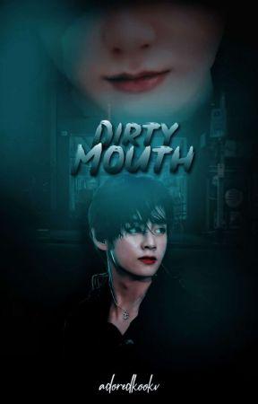 Dirty Mouth - KookV by adoredkookv