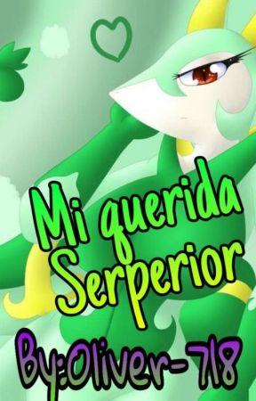 Mi querida Serperior[Pokefilia](SerperiorxHumano) by oliver-718
