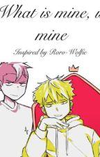 |DISCONTINUED| What is mine, is mine. - Danplan mafia au story by ImExceptionallyAnna