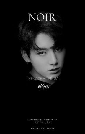 Noir [Taekook] by Akimasaaa