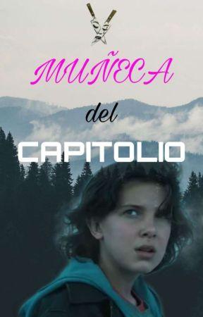 Muñeca Del Capitolio (FINNICK ODAIR) by soni_unicorn_25