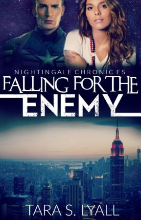 Falling for the Enemy    Captain America    Book 1 by Marvel_Mockingjays