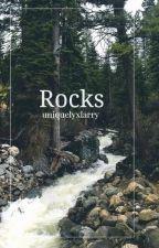 rocks ➸ larry stylinson by uniquelyxlarry