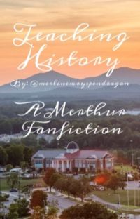 Teaching History cover