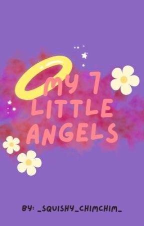 My 7 Little Angels by _Squishy_ChimChim_