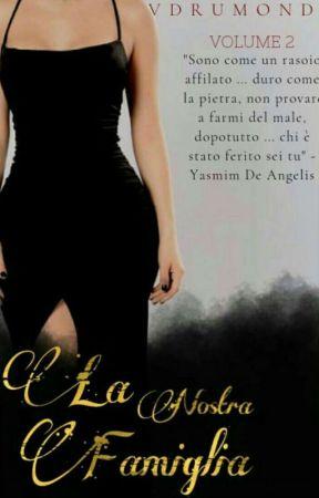 La Nostra Famiglia - volume 2 by Vdrumond_