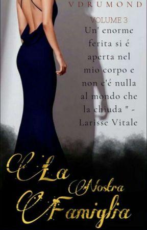 La Nostra Famiglia  - volume 3 by Vdrumond_