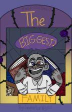 The Biggest Family (Egos x Child!Reader) (Rewrite!) by SnatchYourWig101