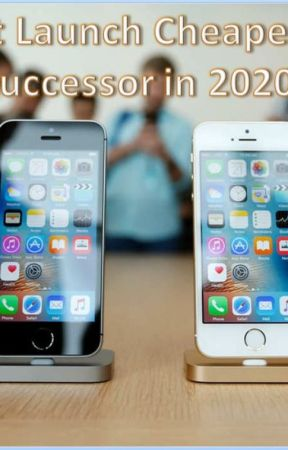 Apple Might Launch Cheaper iPhone SE Successor in 2020 by jeanneewinfield